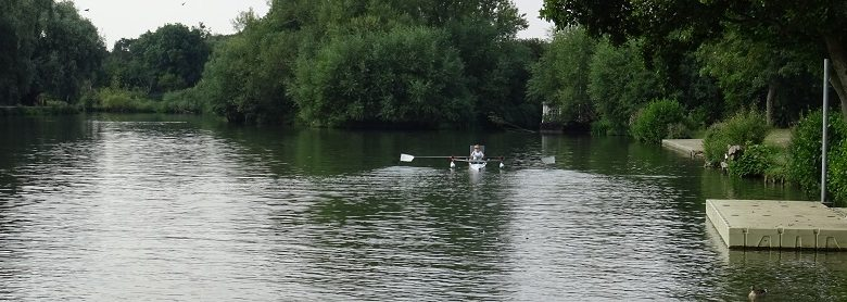 Disability and sport - Jo Barber rowing