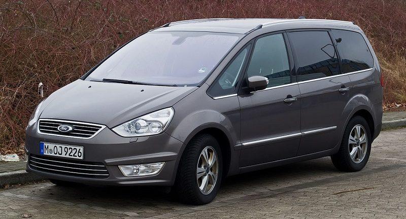 Ford Galaxy Motability car