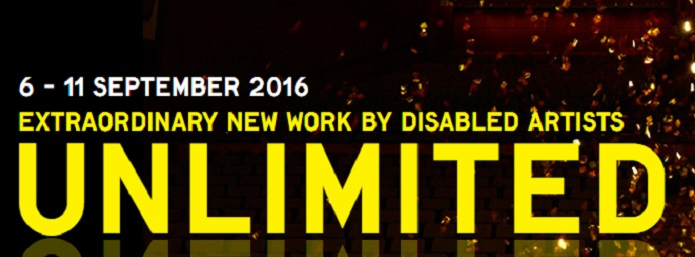 Unlimited Festival at the Southbank Centre
