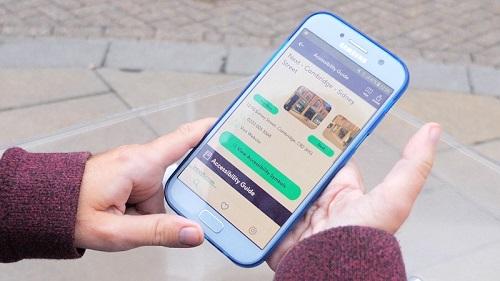 AccessAble app