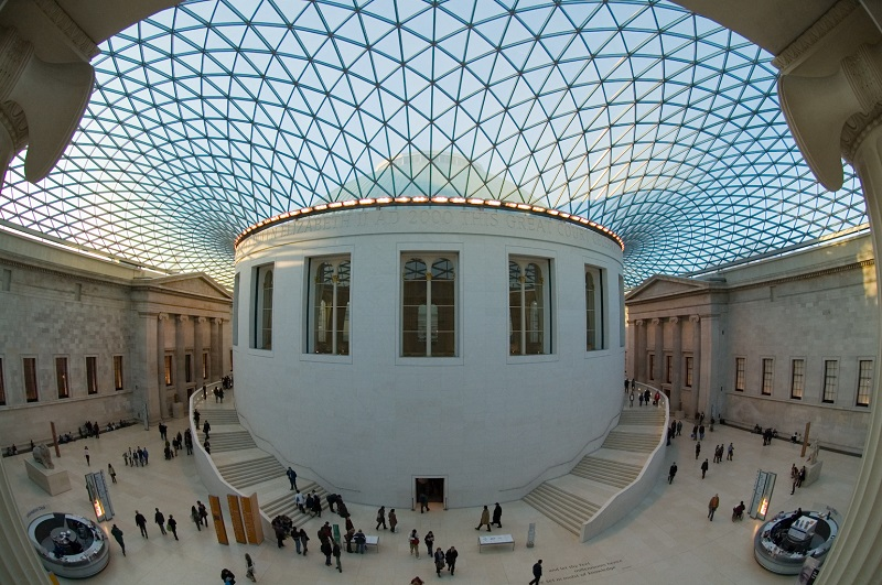 Accessebility at the British Museum