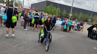 Photo of Parallel London: how I smashed the 10k challenge on a tricycle