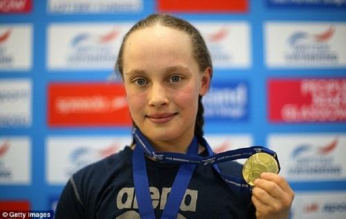Paralympian Ellie Robinson