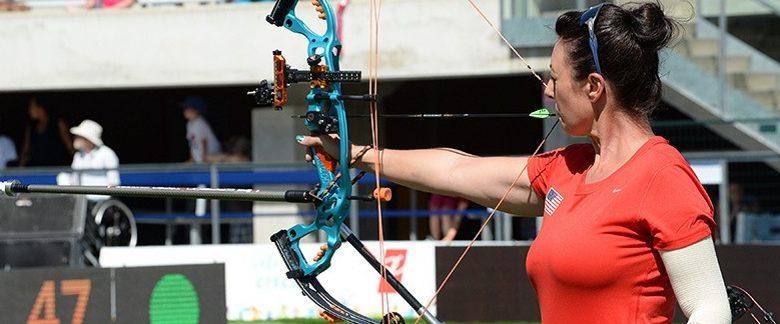 Paralympian Samantha Tucker