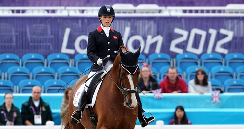 Paralympian Sophie Wells
