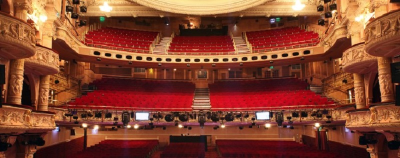 Shaftesbury Theatre accessibility