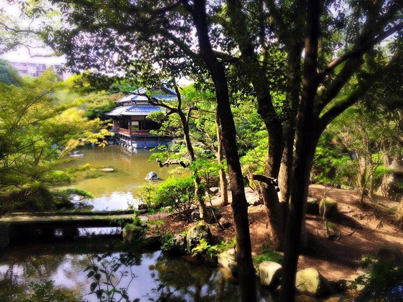 fukuoka-park-in-japan