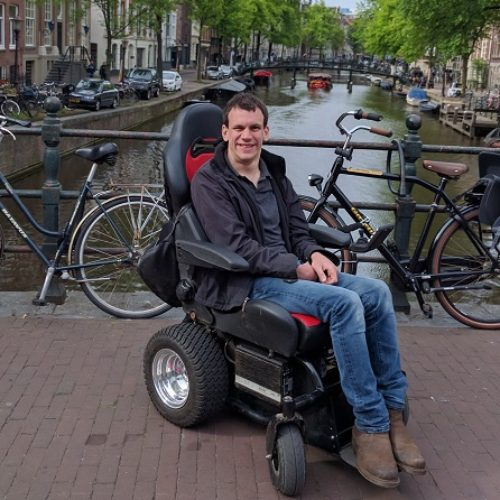 Power wheelchairs: one entrepreneur is revolutionising the market
