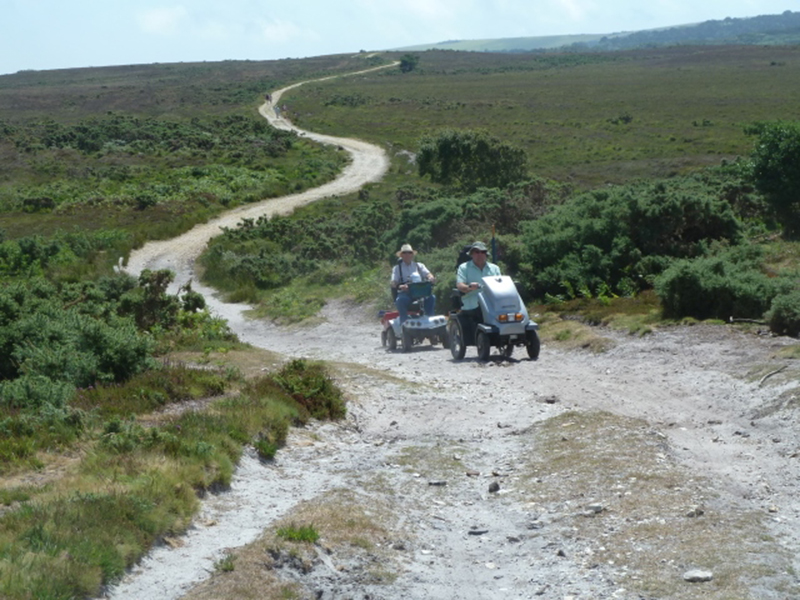 Accessible route Dorset