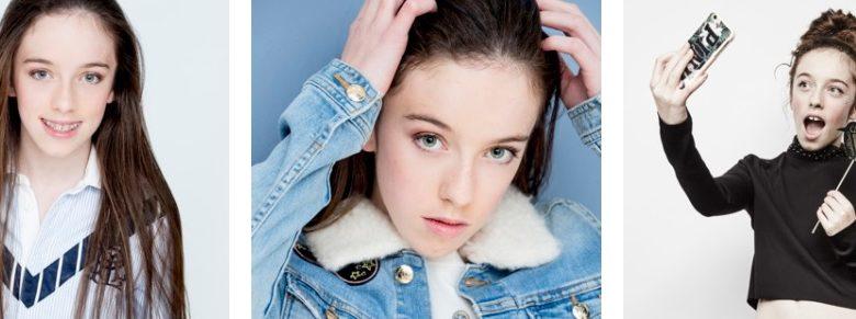 Disabled model Isabella Neville