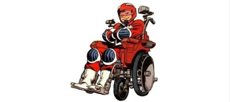 Being a kick-ass disabled person