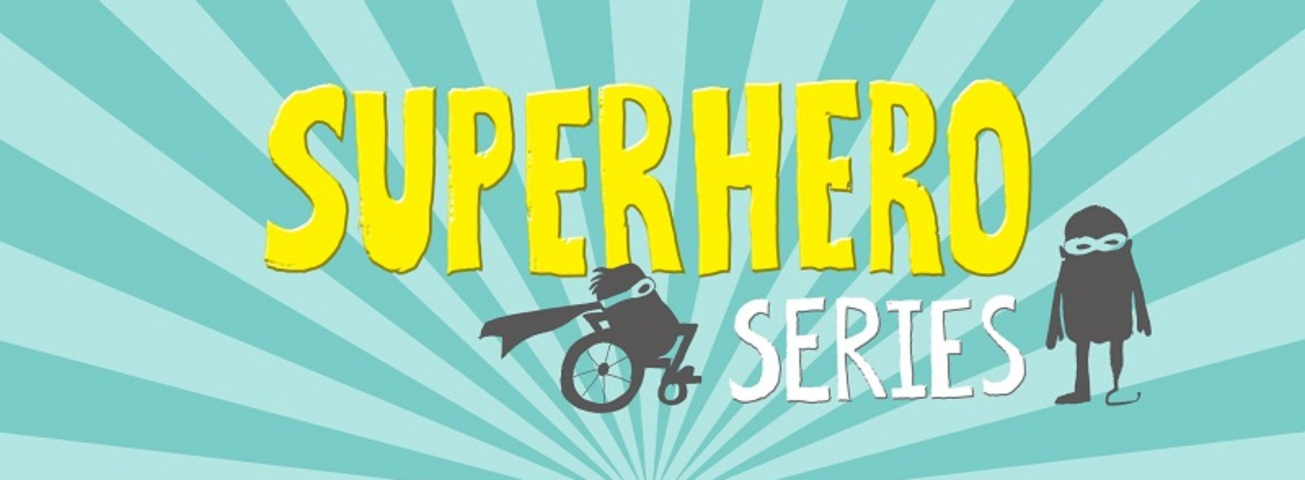 Superhero Series: new disability sporting event for everyone