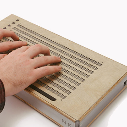 Canute: a revolutionary affordable Braille e-reader