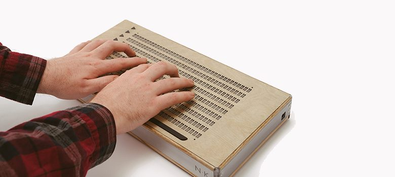 Photo of Canute: a revolutionary affordable Braille e-reader