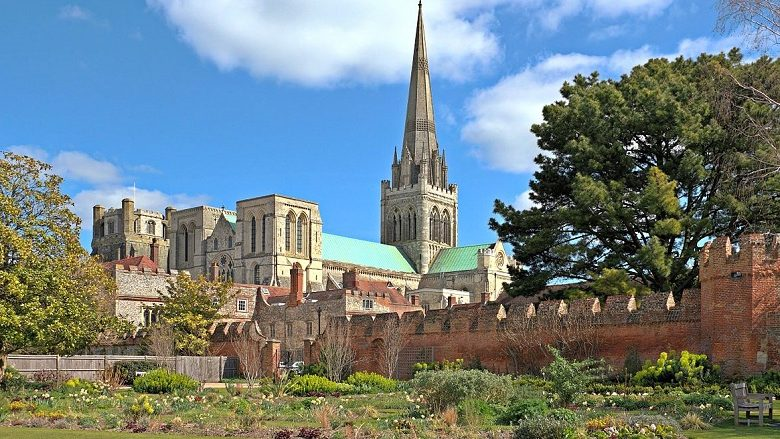 Photo of Disability and travel: surprisingly accessible Chichester