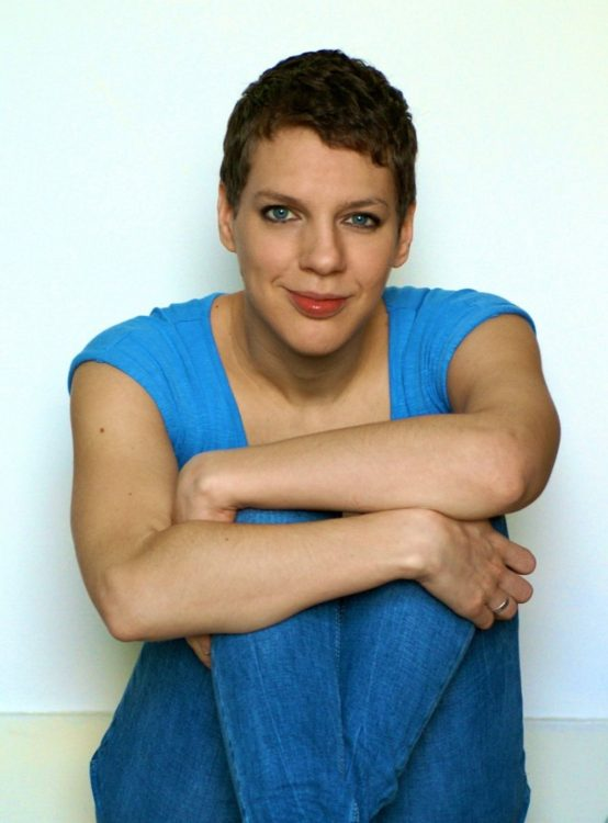 Disabled celebrity Francesca Martinez