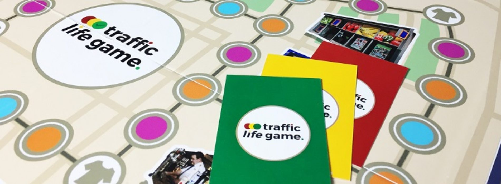 The Traffic Life Game: making talking about tricky situations easier