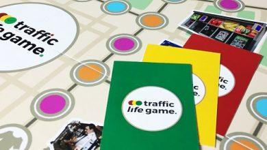 Photo of The Traffic Life Game: making talking about tricky situations easier