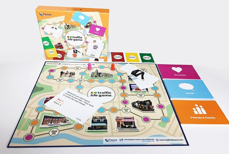 The Traffic Life Game for people with learning disabilities