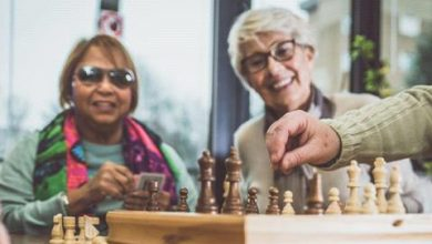 Photo of 6 tips for caring for an elderly parent