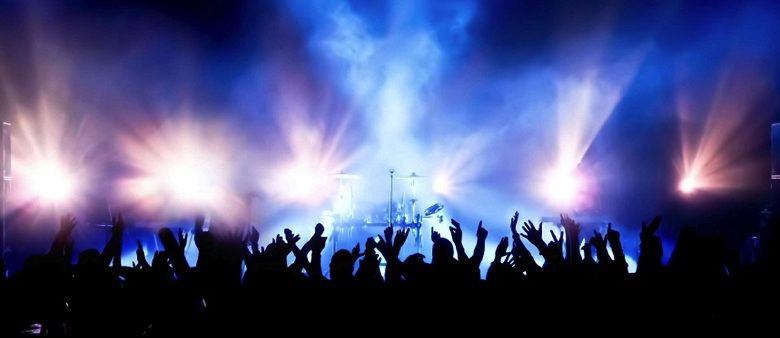 Wheelchair accessible concert venues