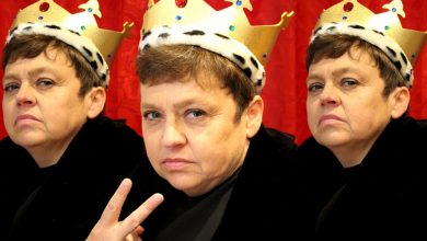 Photo of A funny one-woman show about disabled king Richard III