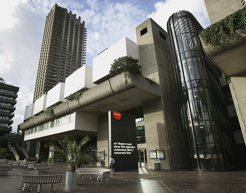 Wheelchair accessible Barbican Centre