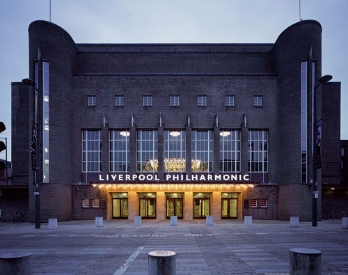 Wheelchair accessible Philharmonic Hall Liverpool