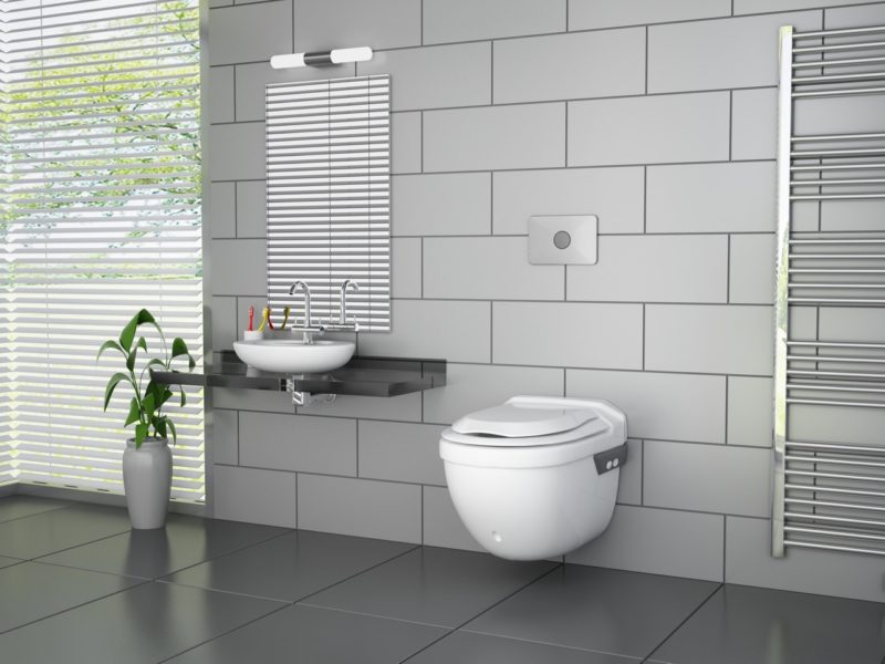 Closomat Asana toilet