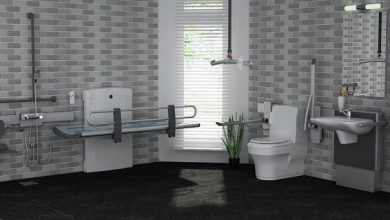 Photo of How to achieve practicality and style in your adapted bathroom