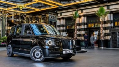 Photo of How accessible are the new electric black cabs in London?