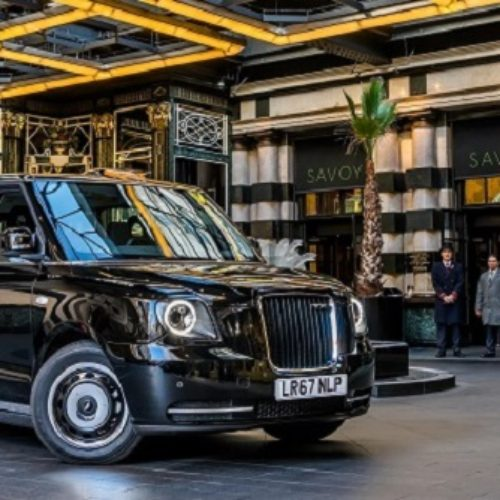 How accessible are the new electric black cabs in London?