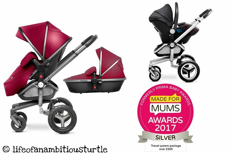 Travel system pushchair