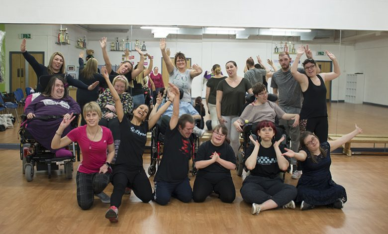 Photo of Step Change Studios: inclusive dance for all disabled people