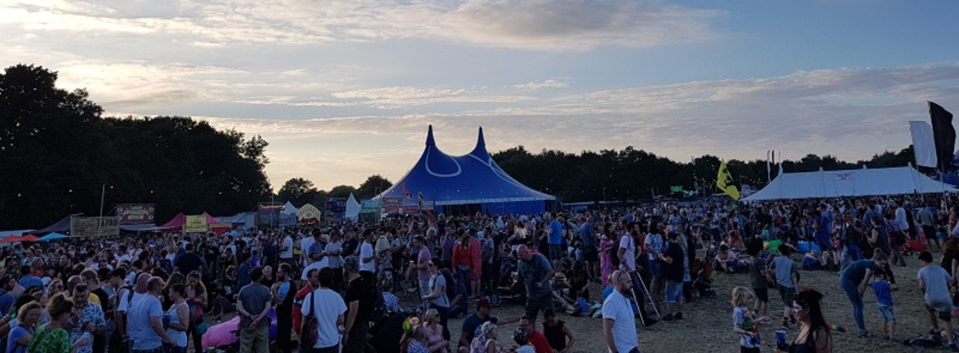 Accessible festivals: British Summer Time and Bluedot