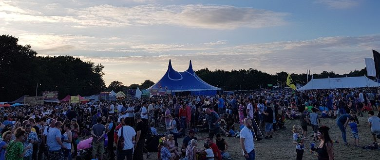 Photo of Accessible festivals: British Summer Time and Bluedot