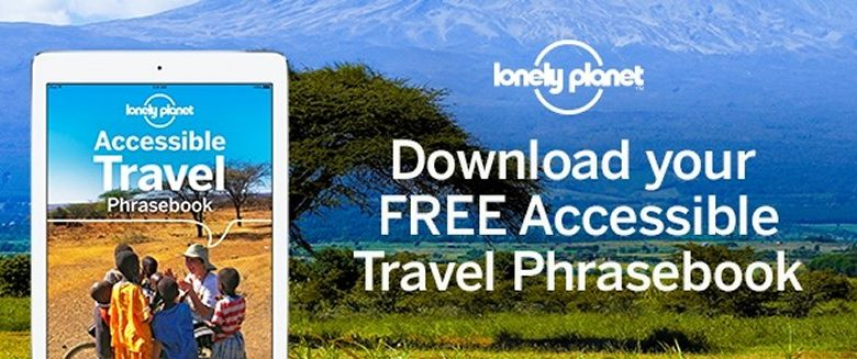 Lonely Planet Accessible Travel Phrasebook