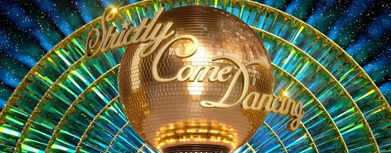 Strictly Come Dancing glitter ball
