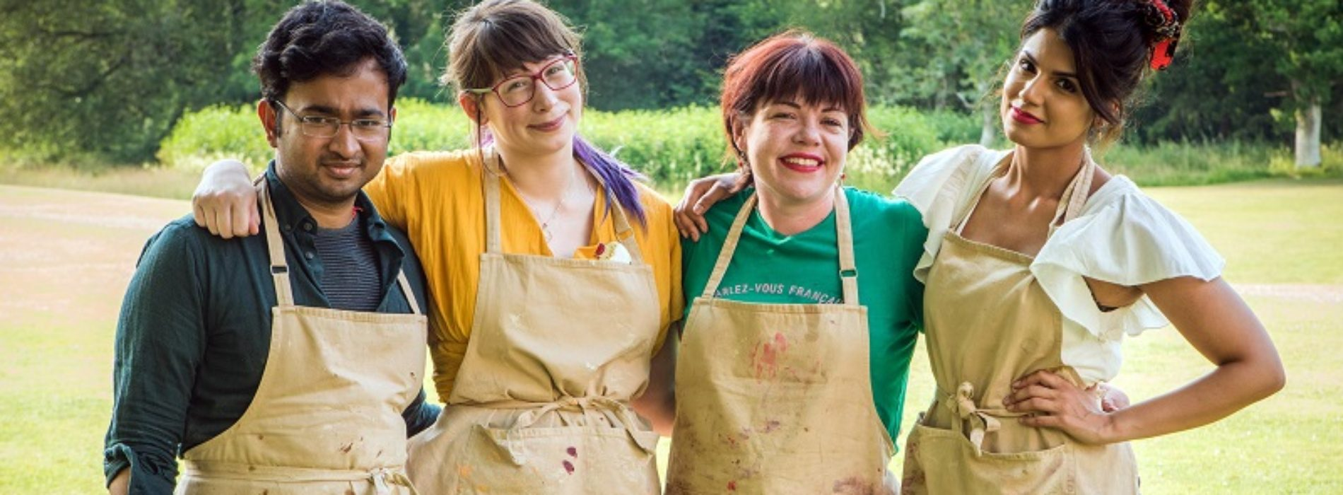 Great British Bake Off: were you pleased that Briony's disability wasn't mentioned?