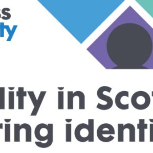 Business Disability Forum: exploring identity in the workplace