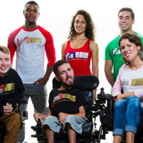Changing perceptions: don't think of me as disabled