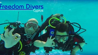 Photo of Accessible diving adventures with Freedom Divers Cyprus