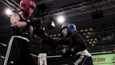 Photo of How a visually impaired boxer with muscle weakness is knocking down barriers
