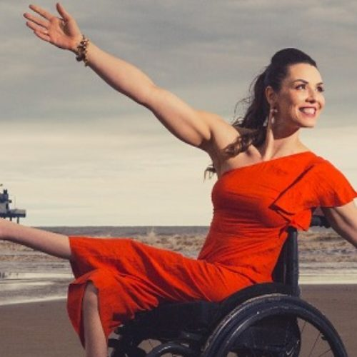 Disabled model and para-athlete Samanta Bullock shares her lifestyle tips