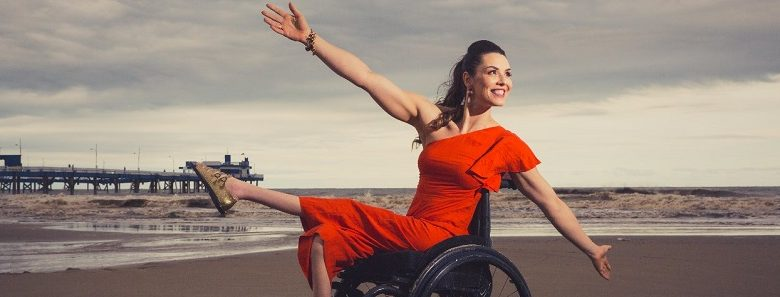Photo of Disabled model and para-athlete Samanta Bullock shares her lifestyle tips