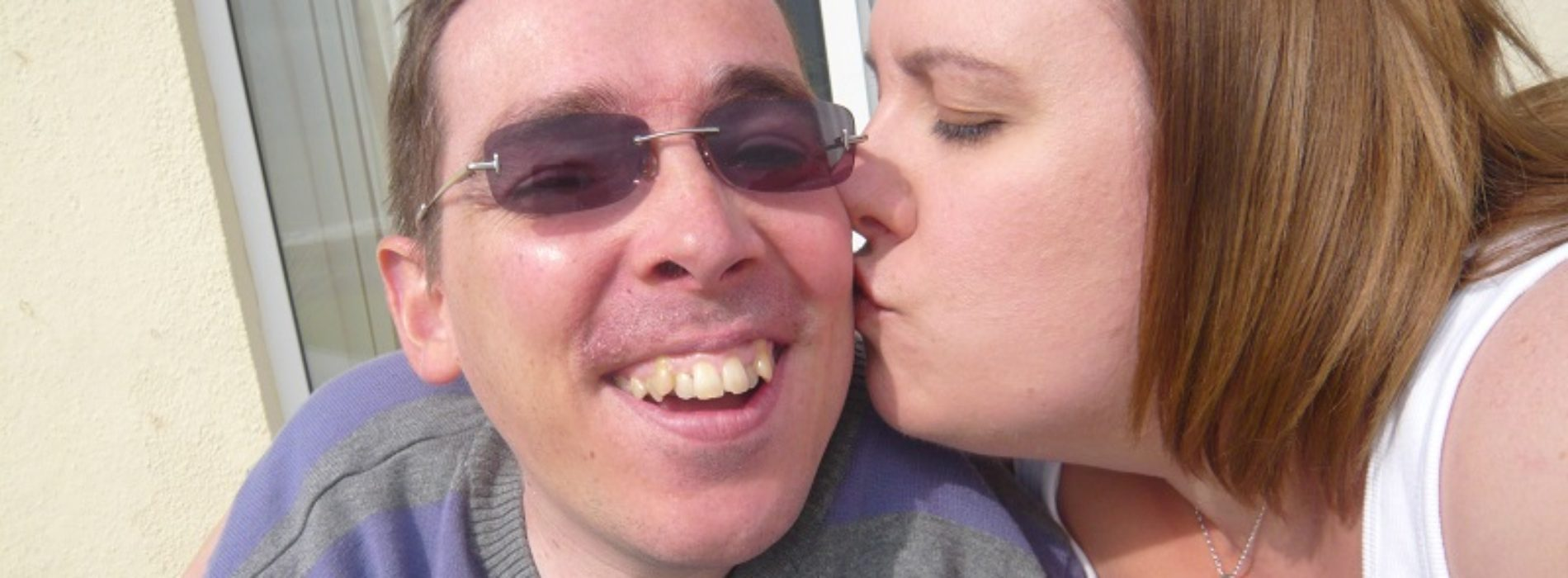 Proof that disability doesn't mean love isn't possible