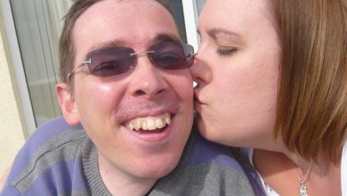 Photo of Proof that disability doesn't mean love isn't possible