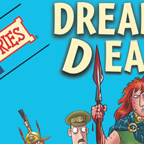 Horrible Histories – Dreadful Deaf – Deafinitely not for the faint-hearted!