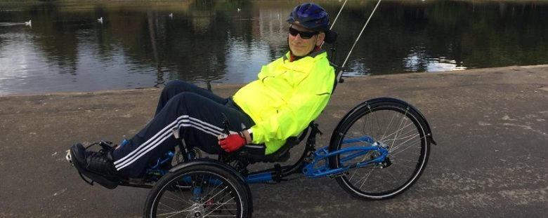 Photo of How cycling helped Nick rediscover who he was after a stroke