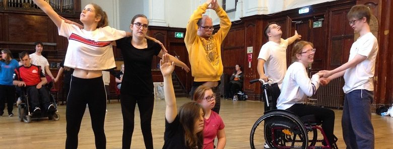 Photo of Getting into the arts – no matter what your disability